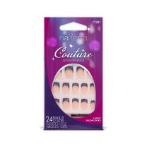 Nailene Nail Couture, Silver Orchid, 24 Count