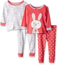 Little Me Baby Girl's Sleep Set Sleepwear