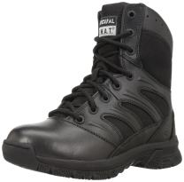 "Original S.W.A.T. Men's Force 8"" Military and Tactical Boot, Black"