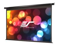 "Elite Screens VMAX2 Premium Electric Motorized Projector Screen Home Theater 8K 4K Ultra HD Ready Projection w/ Multi Aspect Ratio Feature Max Size 120"" Diag 16:9 to 114"" Diag 2.35:1, VMAX120UWH2"