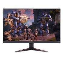 "Acer Nitro VG220Q bmiix 21.5"" Full HD (1920 x 1080) Zero Frame IPS Gaming Monitor with AMD Radeon FREESYNC Technology - 1ms VRB | 75Hz Refresh (2 x HDMI Ports & 1 x VGA),Black"