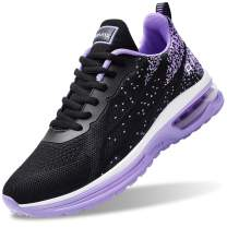 Autper Women's Air Athletic Tennis Running Sneakers Lightweight Sport Gym Jogging Breathable Fashion Walking Shoes(US 5.5-10)