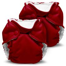 Lil Joey All in One Cloth Diaper, Scarlet