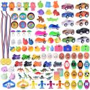 48Piece Easter Basket Stuffers, Easter Egg Fillers, Easter Eggs Filled Small Toys for Easter Party Favors, Goodie Bag Fillers, Pinata Toys & More