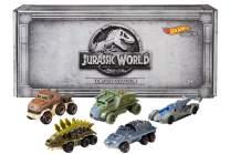 Hot Wheels Jurassic World Character Cars, 5 Pack