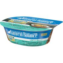 Natural Balance Delectable Delights Wet Cat Food, 2.5 Ounce Cups (Pack of 12)