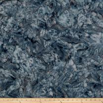 Hoffman Fabrics Hoffman Bali Batik Watercolors Smoke Fabric By The Yard
