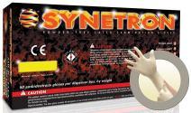 Microflex SY-911-XL Synetron High Risk Powder-Free Exam Gloves, Size: XL, Latex (Pack of 50)
