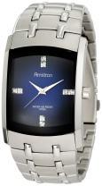 Armitron Men's Swarovski Crystal Accented Stainless Steel Watch