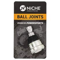 NICHE Ball Joint for Polaris 7082507 Ranger Crew 570 1000 RZR XP S 900 General ACE Diesel HST Upper Lower