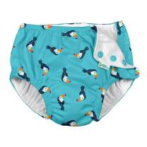 i play. by green sprouts Boys' Baby Reusable Swim Diaper