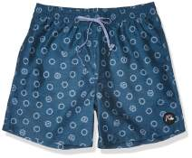 Quiksilver Men's Micro Dose Volley 17nb Boardshort Swim Trunk