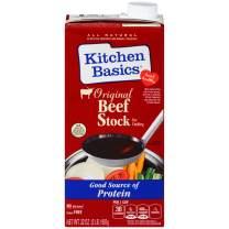 Kitchen Basics All Natural Original Beef Stock, 32 fl oz (pack of 12 )