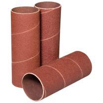POWERTEC 11213 4.5 Inch Sanding Sleeves for Spindle Sander | 120 Grit | Aluminum Oxide Sandpaper Diameter 1-1/2 Inch – 3 Pack