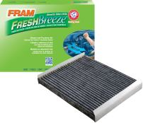 FRAM CF11174 Fresh Breeze Cabin Air Filter with Arm & Hammer