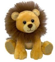 "First & Main Sitting Floppy Friends Lion Plush Toy, 7"""" H"