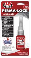 J-B Weld 27113 Perma-Lock High Strength Threadlocker - Red - 13 ml