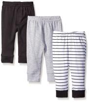 Luvable Friends Unisex Baby Cotton Pants