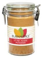 Star Anise Powder | Badian | Perfect for Masala Chai 1.6 Ounce