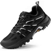 Wantdo Men's Trail Running Shoes Cross-Trainer Shoe Hiking Sneakers