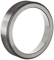 "Timken 17244 Tapered Roller Bearing, Single Cup, Standard Tolerance, Straight Outside Diameter, Steel, Inch, 2.4410"" Outside Diameter, 0.5625"" Width"