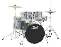Pearl Drum Set, Charcoal Metallic, inch (RS505C/C706)