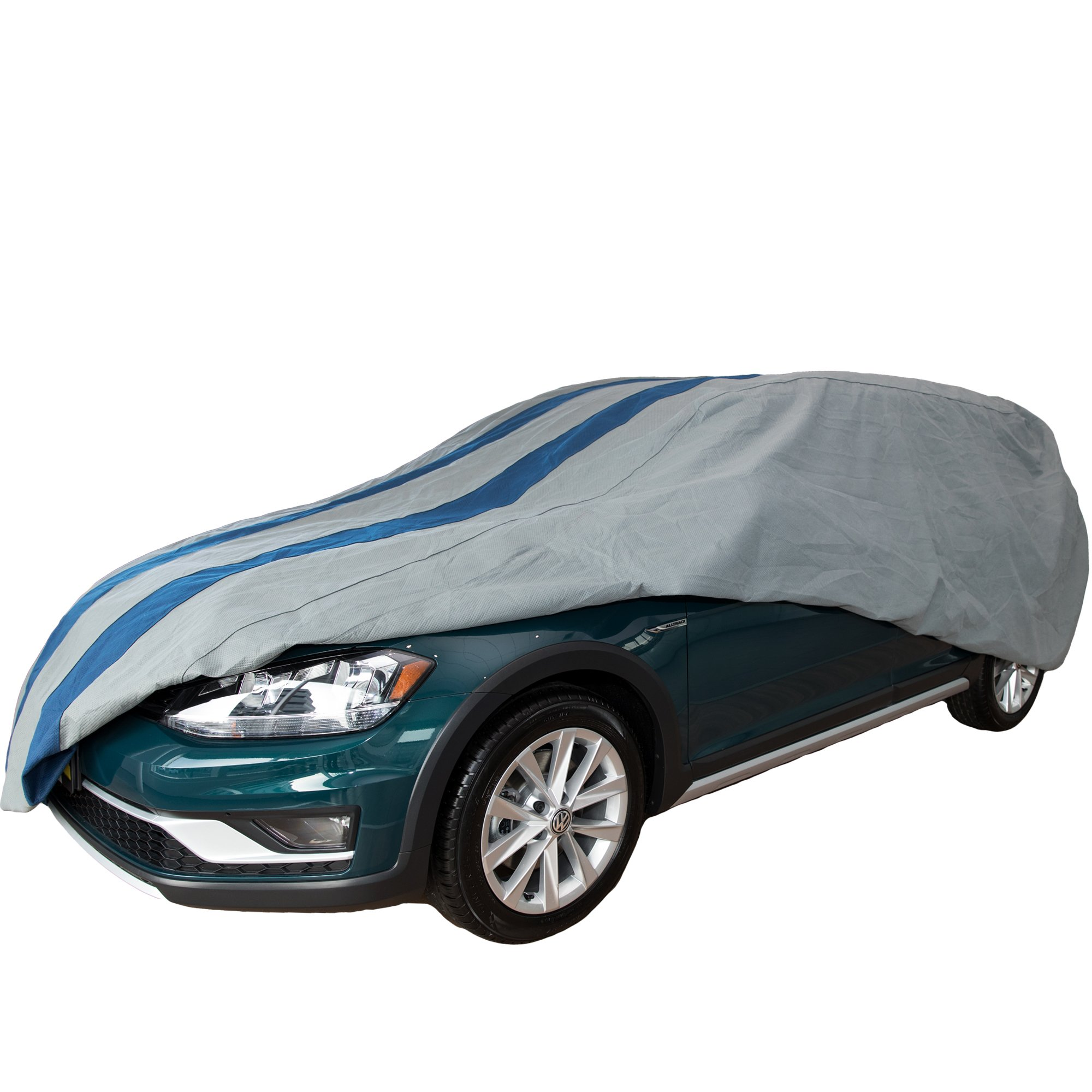 Duck Covers Rally X Defender Station Wagon Cover, For Wagons up to 15 ft. 4 in. L