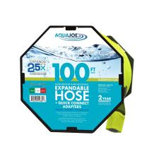 Aqua Joe AJEXH100-SJG Expandable Hose, 100 Foot