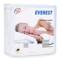 Premium Mattress Encasement Waterproof Zippered Protector 6 Sided Cover Machine Washable Twin Size Sofa 35 by 72 inches Fits 5-7 inch Depth