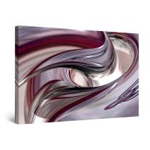 Startonight Canvas Wall Art - Abstract Destiny Unexpected, Abstract Framed 32 x 48 Inches