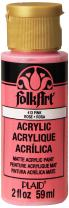 FolkArt Acrylic Paint in Assorted Colors (2 oz), 413, Pink Balloon