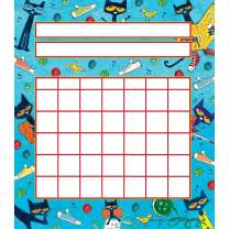 Edupress Pete The Cat Incentive Charts EP63933