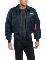 Alpha Industries Men's CWU 45/P Flight Jacket