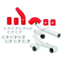 Mishimoto MMICP-EVO-10RD Intercooler Pipe Kit Fits Mitsubishi Lancer Evo X 2008-2015 Red