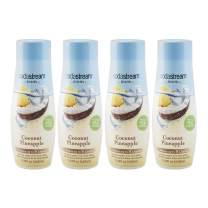SodaStream SodaStream Fruits Coconut Pineapple Drink Mix, 14.8 fl. oz., Pack of 4, 14.8 oz