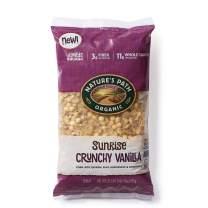 Nature's Path Organic, Crunchy Vanilla Sunrise, 23.8 Ounce.