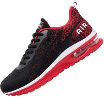 Impdoo Mens Air Athletic Running Sneaker Cute Fitness Sport Gym Jogging Tennis Shoes