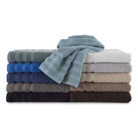 EGYPTIAN COTTON DRYFAST BATH TOWEL BY MARTEX - Premium, Luxurious, Top Hotel Quality - Soft, Absorbent, Machine Washable, Quick Drying - Cream