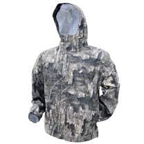 FROGG TOGGS Men's Java Toadz 2.5 Camo Ultra Light Waterproof Breathable Rain Jacket