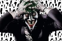 """Trends International DC Comics - The Joker - Crazy, 14.725"""" x 22.375"""", Premium Unframed"""