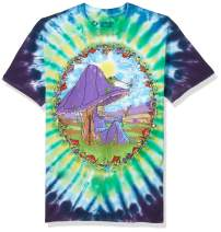 Liquid Blue Men's Mushroom Haven T-Shirt
