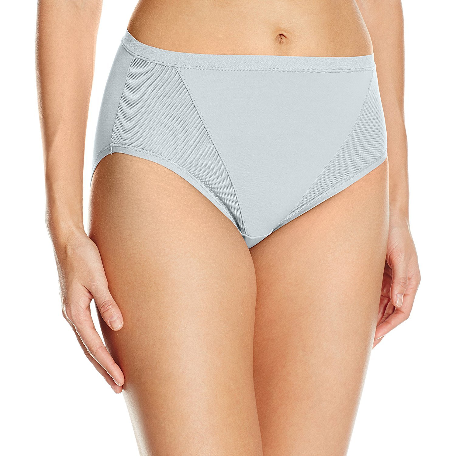 Vanity Fair Women's Sport Hi Cut Panty 13198