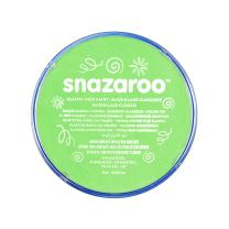 Snazaroo Classic Face and Body Paint, 18ml, Lime Green, 6 Fl Oz