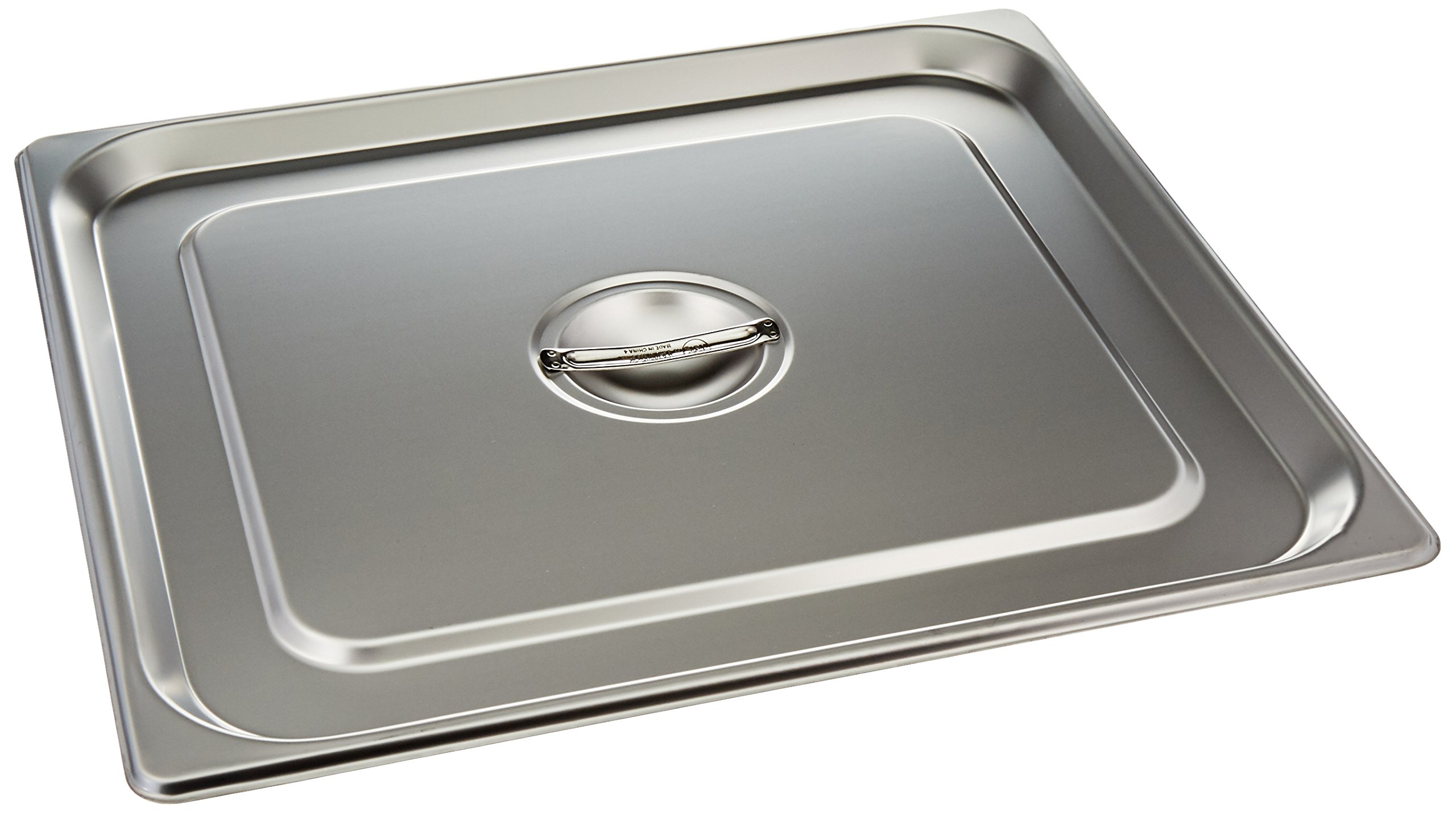 Winco SPSCTT 2/3 Size Solid Cover
