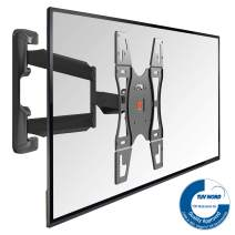 Vogel's TV Wall Mount, Swivel and Tilt - BASE 45 M for 32 to 55 inch TVs, Black