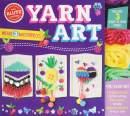 Klutz Yarn Art Craft Kit