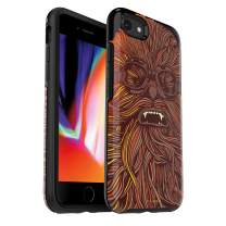 OtterBox Symmetry Series Star Wars Case for iPhone SE (2nd gen - 2020) and iPhone 8/7 (NOT Plus) - Retail Packaging - Chewbacca