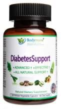 Natural Diabetes Support | Diabetes Health Pack Optimal Nutrition I Diabetes and pre-Diabetes Supplement by Bodymune | 60 Day Supply | Made with Organic Herbs, Fruits and Essential Oils | Vegan Omega