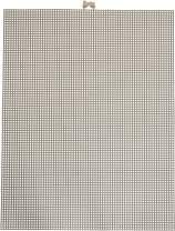 """Darice, 7 Mesh Plastic Canvas, Taupe, 10.5"""" x 13.5"""" (1 Piece)"""