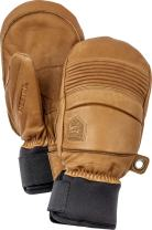 Hestra Womens Ski Gloves: Fall Line Leather Cold Weather Winter Mitten